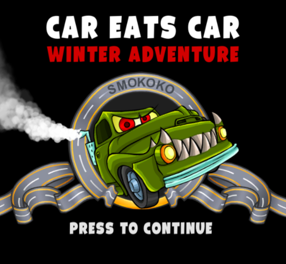 Car Eats Car Winter Adventure
