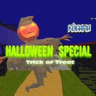 Kogama hallow special trick or treat