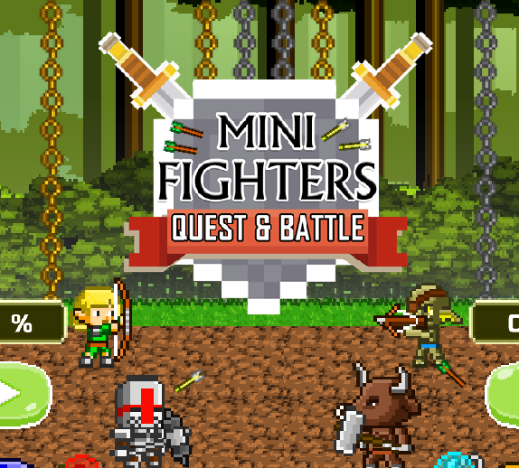 Mini Fighter: Quest & Battle