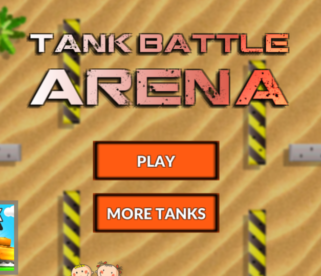 Tank Battle Arena